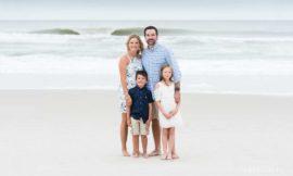 Family Portraits Topsail Beach | LeBeau Family