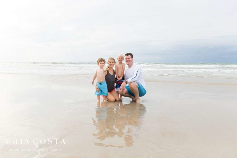 Topsail Beach Family Lifestyle Session | Jerdan Family