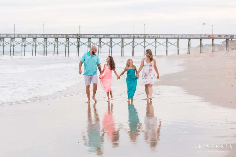 Topsail Family Portraits | Goebel Family