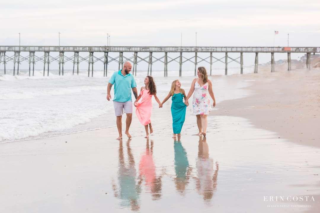 Topsail Family Portraits | Goebel Family